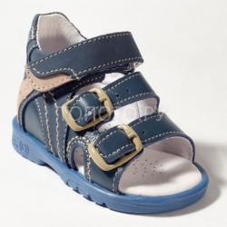 Сандали профилактические Тотто 0223 синие