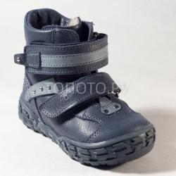 Ботинки демисезонные Тотто 244 синие