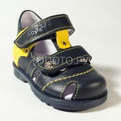 Сандали профилактические Тотто 0111 темно-синие