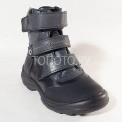 Ботинки демисезонные Тотто 210 черные