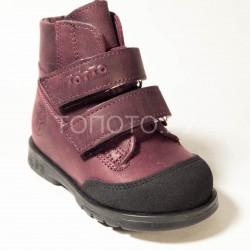 Ботинки демисезонные Тотто 126/1-019