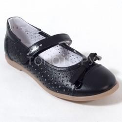 Туфли школьные Тотто 3001 черные
