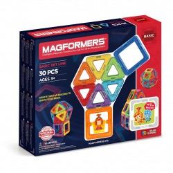 Магнитный конструктор Набор Fixie 30 Magformers