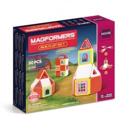 Магнитный конструктор Build Up Set 50 Magformers