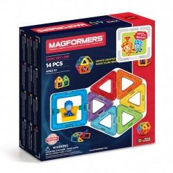Магнитный конструктор Набор Fixie 14 Magformers
