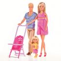 Кукла Штеффи Steffi семья