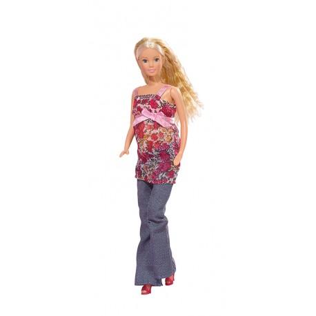Кукла Штеффи Steffi беременная