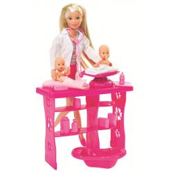 Кукла Штеффи Steffi детский доктор
