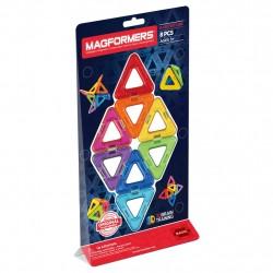 Магнитный конструктор Треугольники 8 Magformers