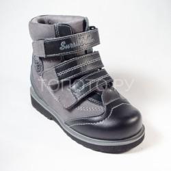 Ботинки ортопедические Сурсил Орто 23 черные