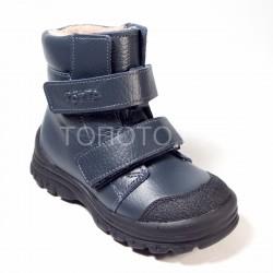 Ботинки демисезонные Тотто 3381 синие