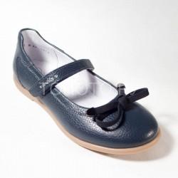 Туфли школьные Тотто 30001/2 синие