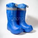 Сапоги детские ЭВА Дюна 461 синие