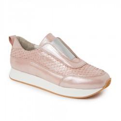 Кроссовки Woopy 2455-4 розовые