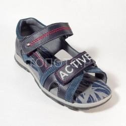 Сандалии детские Шаговита 5483 синие