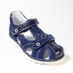 Сандалии детские Скороход 18-285-2 синие