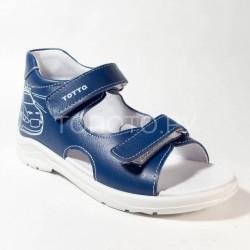 Сандалии профилактические Тотто 1144 синие