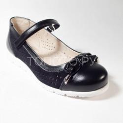 Туфли школьные Шаговита 63224 черный