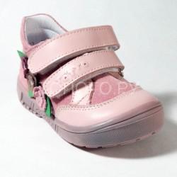 Полуботинки Тотто 123 розовые