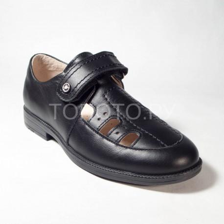 Туфли школьные Tapiboo 24025 черные