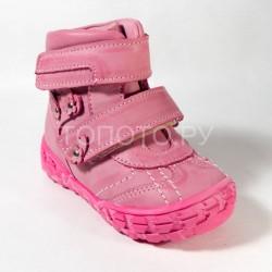 Ботинки демисезонные Тотто 238-77 розовые