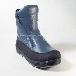 Ботинки зимние Тотто 355 джинс