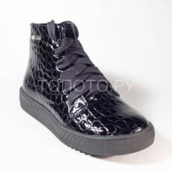 Ботинки демисезонные Тотто 3548 черные