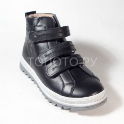 Ботинки демисезонные Тотто 316 черные