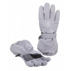 Перчатки зимние Чудо-Кроха G-110 серый
