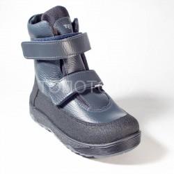 Ботинки зимние Тотто 357 синий