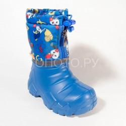 Сноубутсы ЭВА Nordman 117019-13 синие
