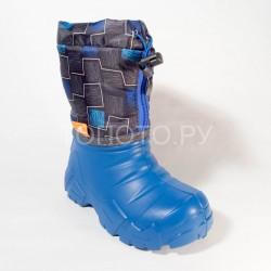Сноубутсы ЭВА Nordman 217019-11 синие