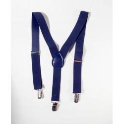 Подтяжки детские Maroon Belts синие