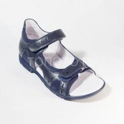 Сандалии профилактические Тотто 1151 синие