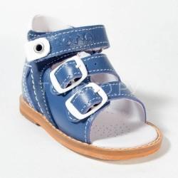 Сандалии на первый шаг Тотто 022 джинс
