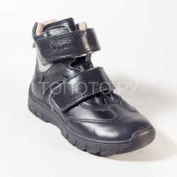 Ботинки демисезонные Тотто 3542 черные