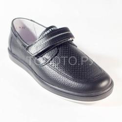 Туфли школьные Тотто 30025 черные