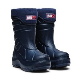 Сапоги детские Junior Дюна 2603 темно синие