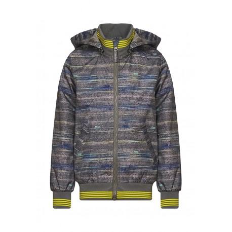 Куртка-ветровка Oldos Доджсон серая