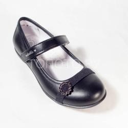 Туфли школьные Тотто 30028 черные