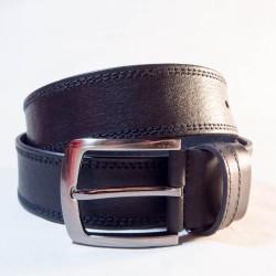 Ремень Maroon Belts. 2 строчки Цвет-черный 4