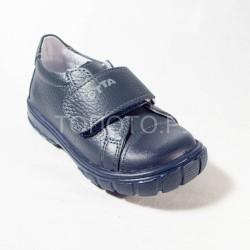 Полуботинки Тотто 2426 темно-синие