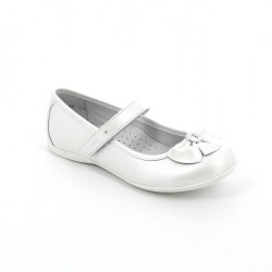 Туфли школьные Тотто 30009 белые