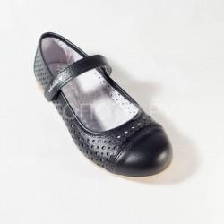 Туфли школьные Тотто 30000 черные