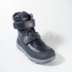 Ботинки зимние Тотто 357 черный