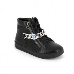 Ботинки демисезонные Тотто 382 черные