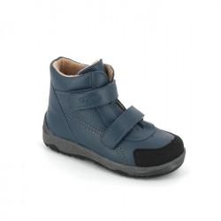 Ботинки демисезонные Тотто 2458 джинс