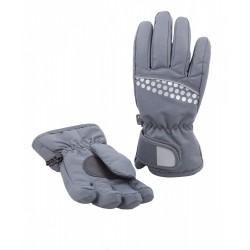 Перчатки зимние Чудо-Кроха G-108 серый