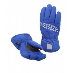Перчатки зимние Чудо-Кроха G-108 темно-синий