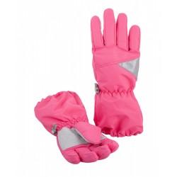 Перчатки зимние Чудо-Кроха G-111 ярко-розовый